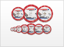 Diamond Abrasive Wheel delivers clean, smooth cuts.
