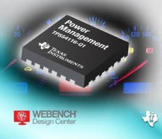 DC/DC Buck Converter offers DDR memory power solution.