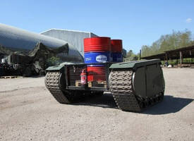 QinetiQ North America and MILREM Unveil Titan at 2016 AUSA Annual Meeting and Exposition