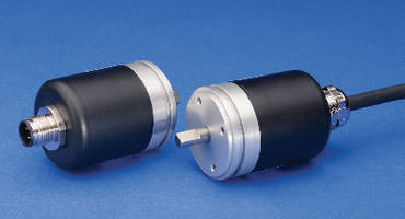 Absolute Multi-Turn Angle Sensors operate up to 12,000 rpm.