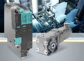 Servo Drive System suits demanding geared motor applications.
