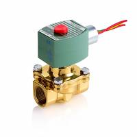 Brass Solenoid Valves comply with drinking water regulations.