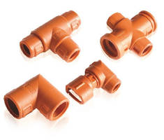 Conduit and Fittings protect wiring in hot engine areas.