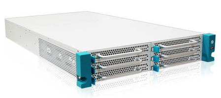 Storage Server leverages power of dual Cavium ThunderX processors.