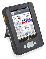 Rugged Handheld Communicator improves maintenance efficiency.