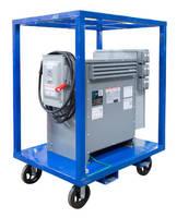Power Distribution Panel steps down 480 Vac to 120/208Y Vac.