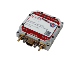 RF Power Amplifier supports L- and S-band transmitters.