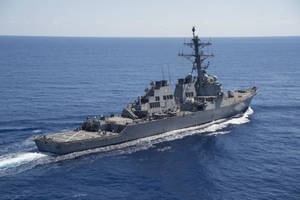 Lockheed Martin to Upgrade U.S. Navy's Shipboard Electronic Warfare Systems