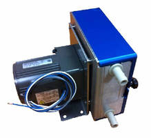 High Flow Tubing Pumps suit fluid transfer applications.