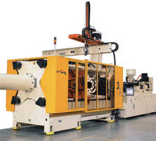 Injection Molding System offers increased connectivity.