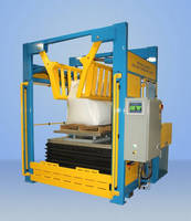 Bulk Bag Conditioning System featuring wireless remote control system.