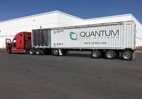 Quantum Fuel Systems Showcases VP-650(TM) Virtual Pipeline Trailer at High Horsepower Summit in Chicago