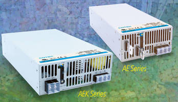 800 - 3000 Watt Programmable Single Output Power Supply