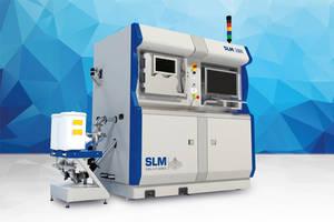 3D Printing Machine produces titanium valve body in 6.5 days.