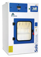 Cyanoacrylate Fuming Chamber safely develops latent fingerprints.