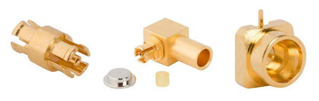 Board to Board, Cable Connectors suit high frequency applications.