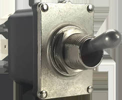 Sealed Toggle Switch complies with MIL-DTL-3950G requirements.