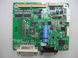 Interface Board supports industrial and commercial LCDs.