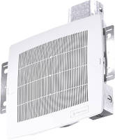 Bathroom Exhaust Fan supports wall mounting.