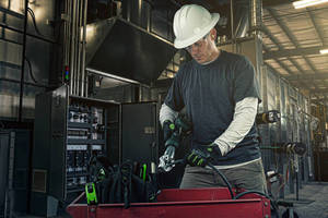 Battery-Powered Hydraulic Tools offer extended runtime, comfort.