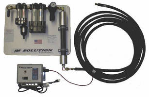 Clean, Dry, Heated Atomizing Air from Your Existing Air Compressor