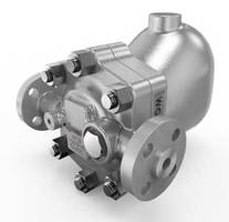 Float and Thermostatic Steam Traps serve high-pressure processes.