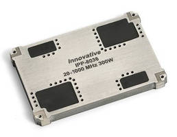 SMT Bidirectional Coupler operates from 20-1,000 MHz.