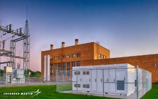 Lockheed Martin Commissions GridStar(TM) Energy Storage System in New York