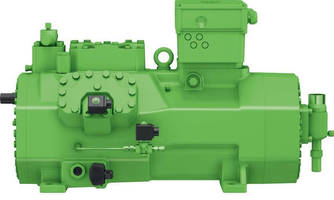 Reciprocating Compressors suit transcritical CO2 applications.