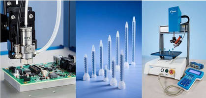 Nordson EFD Showcases Next Generation Dispensing Technology at the Assembly Show