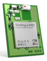 WiFi Modules support embedded and 802.11ac applications.