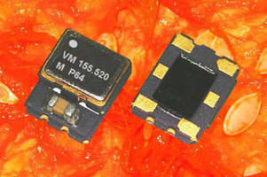 High-Frequency Programmable TCXO offers LVCMOS output.