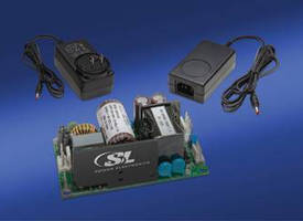 SL Power Presents Highly Efficient Power Supplies for Medical, LED Lighting, Test and Measurement Applications at Stand 263 During Electronica 2016