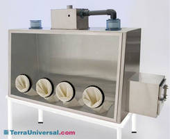 Biosafe Aseptic Processing Isolator features open-loop ULPA filtration system.