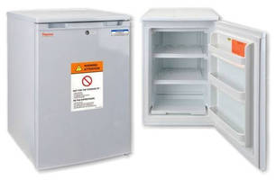 Under-Counter Lab Freezers with reversible hinged door.