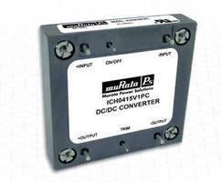 Half-Brick DC-DC Converters deliver 360-500 W.