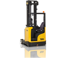 Reach Trucks feature integrated dual CANbus technology.