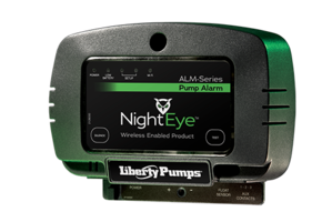 NightEyeTM 's Wireless Products include ALM-EYE series pump alarm.