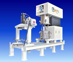 Explosion-Proof Weighing, Mixing and Discharging Stations