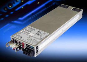 RFE2500 AC-DC Power Supplies suitable for 1U high package.