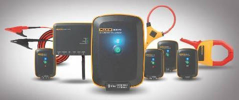 Wireless Sensors enable cloud-based condition monitoring.