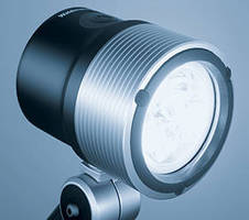 LED Luminaires include adaptable spot and task models.