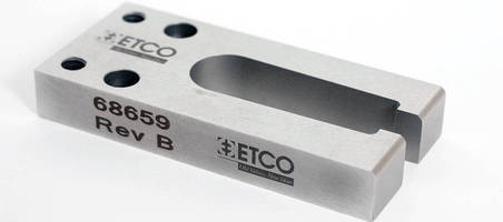 ETCO Shines When it Comes to Custom Tooling with Superior Functionality