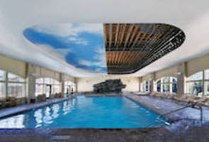 ROCKFON Ceiling Systems Help Save Labor and Costs on Drywall Projects