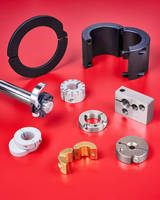 Custom Shaft Collars Combine Functions to Solve Problems