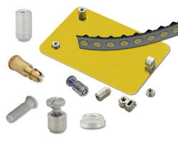 PEM® Fasteners for Printed Circuit Board Applications Enable Secure and Reliable Attachment Using Minimal Hardware