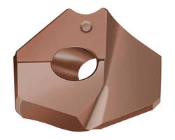 High-Speed Indexable Inserts enhance cast iron drilling.