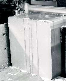 Bandsaw Blades cut through tough materials.