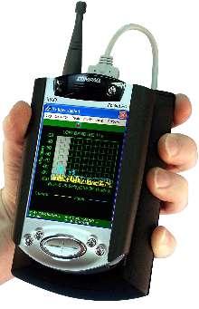 Wi-Fi Analysis System includes iPAQ PocketPC.