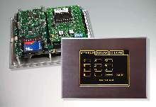 Embedded Controller includes 320 x 240 pixel display.